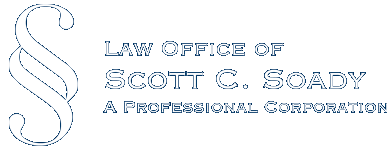 Logo of Law Offices of Scott C. Soady, APC